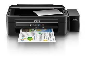 Impressora Epson Ecotank L380 Tinta Sublimática Sublimação
