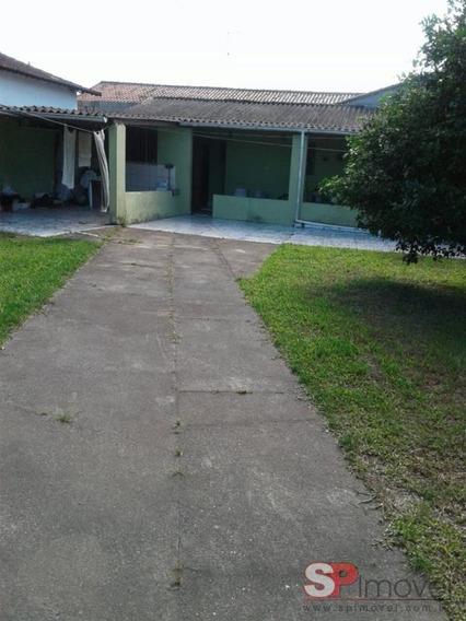 Casa Para Venda Por R$160.000,00 - Balneário Jussara, Mongaguá / Sp - Bdi18642