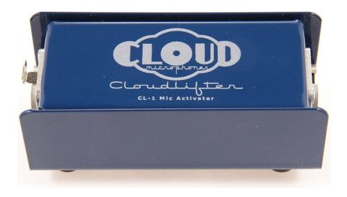 Cloudlifter Cl-1 Mic Activator Para Microfonos Shure Sm7b
