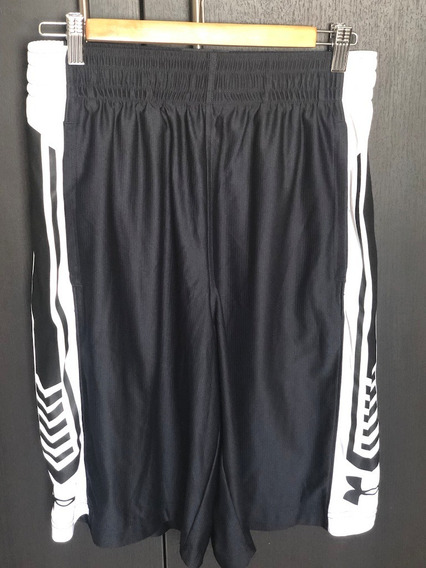 Short Largo Hombre Marca Under Armour Heat Gear Talla M
