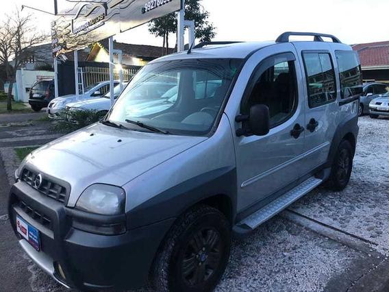 Fiat Doblo Adventure 1.8 16v
