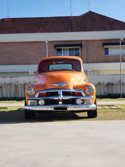 Chevrolet 3100 Ano 1954 Boca De Bagre Caminhonete Antiga