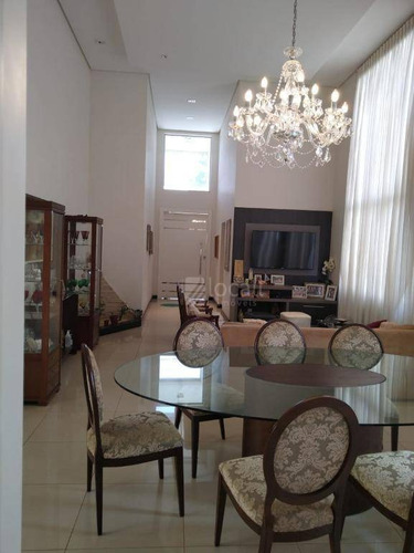 Casa Com 4 Dormitórios À Venda, 325 M² Por R$ 1.315.000 - Parque Residencial Damha Iv - São José Do Rio Preto/sp - Ca2660