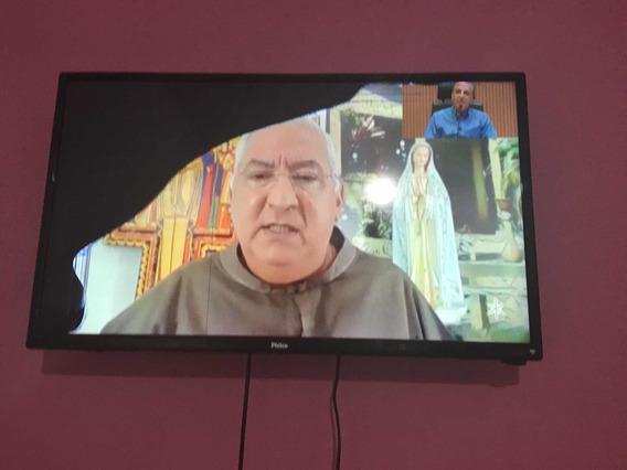 Tv 28 Polegadas Philco Com Display Quebrado