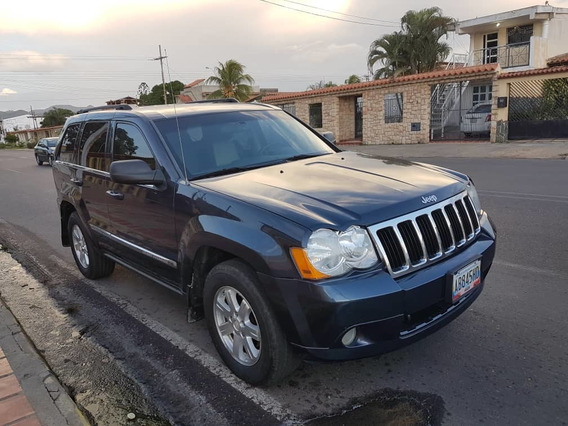 Jeep Grand Cherokee Limited 4x4 Año 2010, Color Azul
