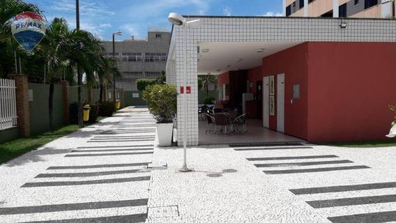 Apartamento À Venda Com 62 M² - Álvaro Weyne - Fortaleza/ce - Ap0317