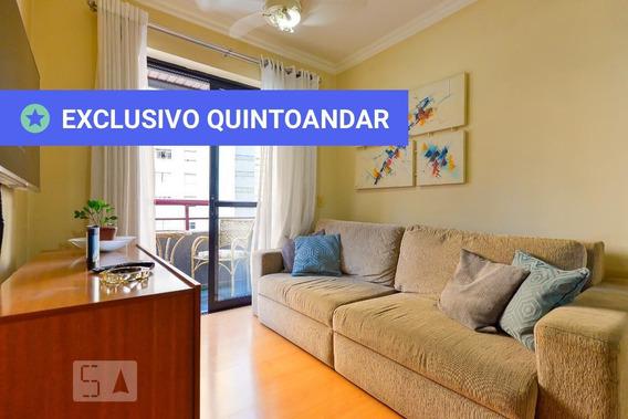 Apartamento No 6º Andar Com 2 Dormitórios E 2 Garagens - Id: 892959958 - 259958