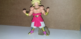 Gashapon De Dragon Ball Z, Broly Ssj Legendario