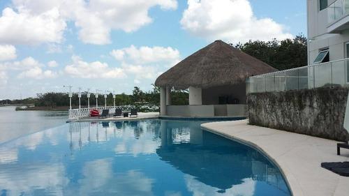 Departamento En Lagos Del Sol Cancun