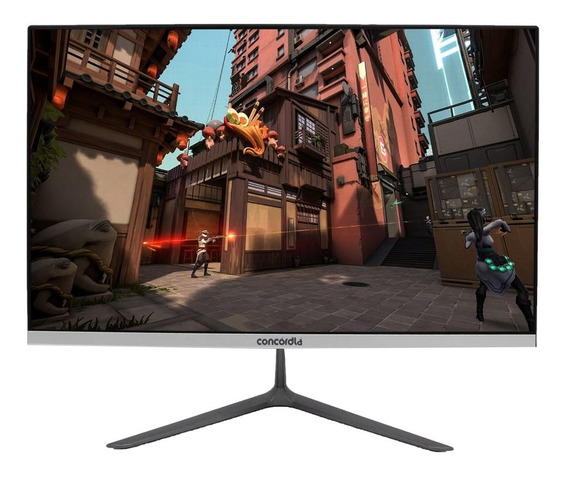 Monitor Concórdia Gamer R200s 23.6 144hz Freesync Hdmi Dp