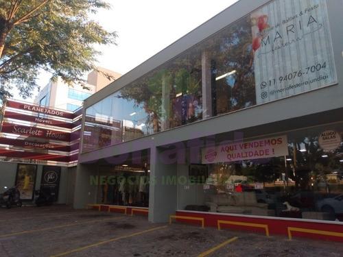 Casa Comercial Com 2 Pavimentos, No Anhangabaú, Jundiaí - Ca09693 - 67613027
