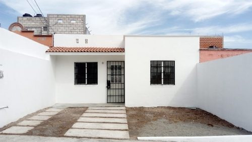 Casa De 2 Recamaras,105 M2 De Terreno, En Pachuca