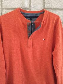 4c963b0e69 Sweater Tommy Hilfiger Laranja Masculina - Camisetas para Masculino ...
