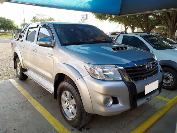 Toyota Hilux Srv 3.0 2012 Automatico Completo - Sb Veiculos