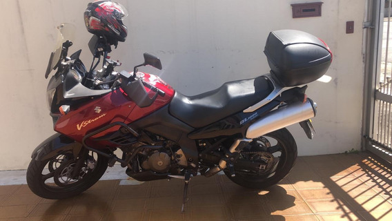 Moto Suzuki Dl 1000