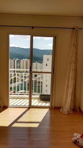 Imagem 1 de 7 de Apartamento A Venda Condomínio Flex Mogi Das Cruzes
