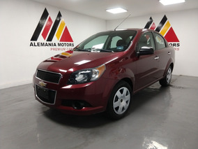 Chevrolet Aveo 1.6 Lt L4 At