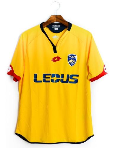 Camisa De Futebol Masculino Sochaux 2016/17 Lotto