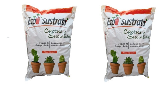 Tierra Para Cactus, Suculentas