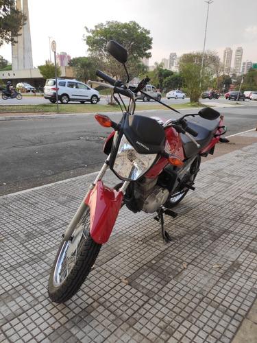 Imagem 1 de 14 de Honda Cg 125 Fan Es