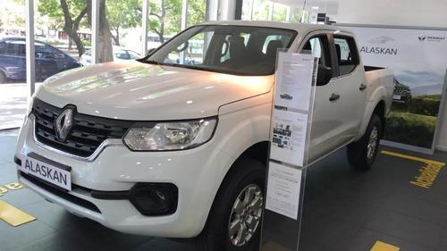 Renault Alaskan Emotion 2021 No Usada Patentada Camion (dc)