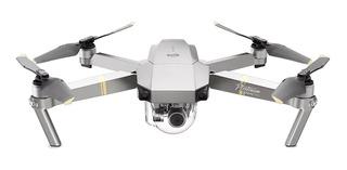 Drone DJI Mavic Pro Platinum Fly More Combo con cámara 4K platinum