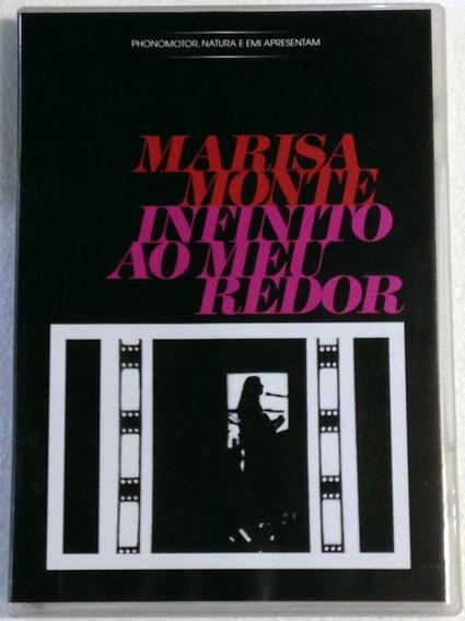 Marisa Monte Infinito Ao Meu Redor Cd Dvd Nuevo Tribalistas