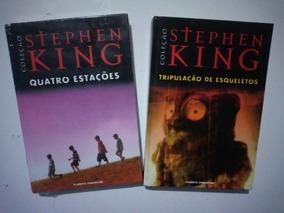 Coleção De Livros Stephen King Com 19 Livros!