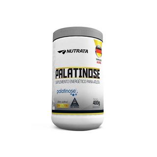 Suplemento Palatinose Sabor Natural Nutrata 400 Gramas