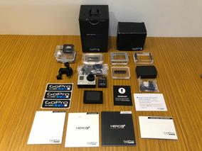 Camera Gopro Hero 3+ Black E Acessórios