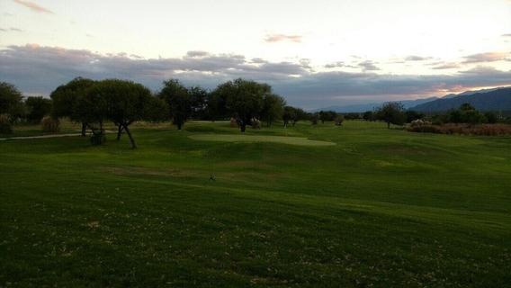 Lote En Golf Club La Rioja Excelente!!!!!