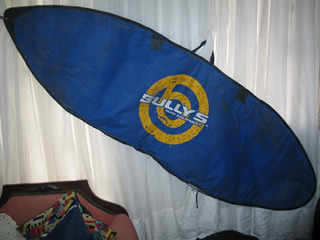 Capa Prancha Surf Equipment Top Bully