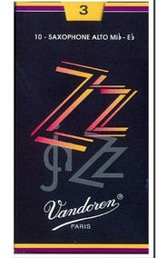 Saxofon Alto Vandoren Sr413 Rebanadas Jazz No.3