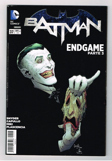 Batman # 37 - Editorial Televisa