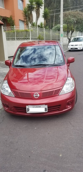 Nissan Tiida 1.6 2013 Poquísimo Recorrido