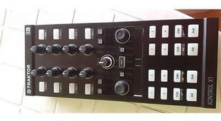 Controlador Dj, Native Instruments, Kontrol X1 Mkii