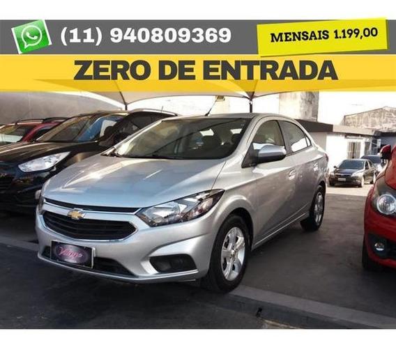Chevrolet Prisma Lt 1.4 8v Flex 2019 Zero De Entrada