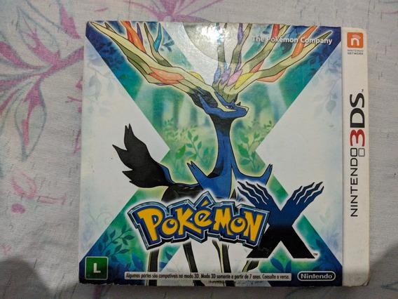 Jogo Pokémon X
