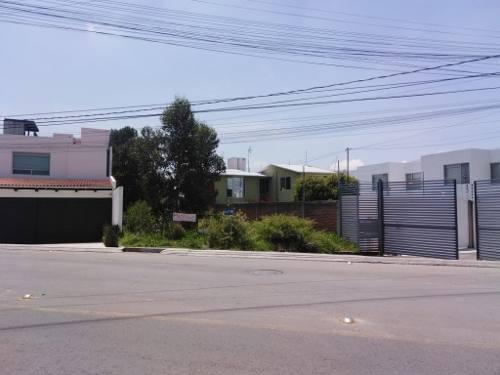 Terreno Renta Camino Real A Momoxpan!!