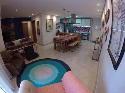 Apartamento Com 2 Dorms, Condomínio Practice Club House 83 M2 - V3697