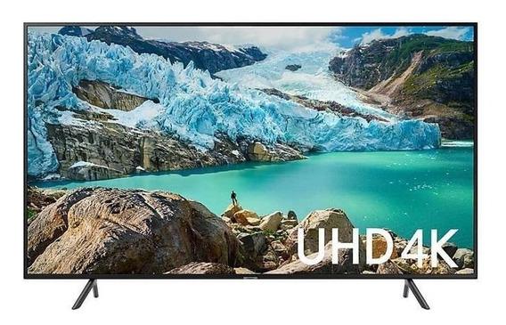 Smart Tv 4k Samsung 75 Ru7100 Uhd, 3 Hdmi, 2 Usb, Wi-fi