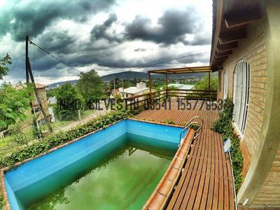 Casa En Ph, 2 Dorm, Pileta. Villa Carlos Paz