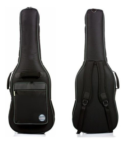 Bag Capa Para Guitarra - Super Luxo Ch200 - Alcochoado
