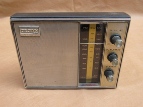 Radio Crown Solid State
