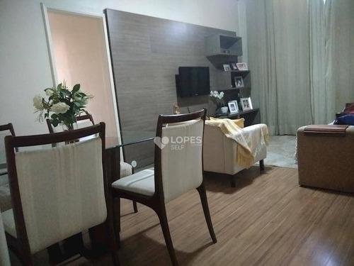 Apartamento À Venda, 89 M² Por R$ 430.000,00 - Icaraí - Niterói/rj - Ap36383