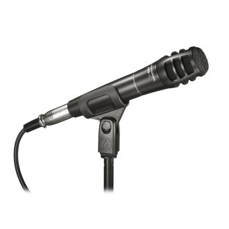 Microfone Dinâmico Cardióide Audio Technica Pro63