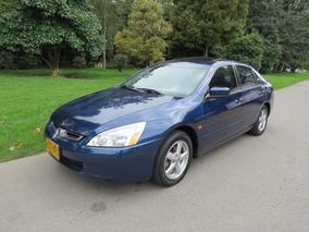 Honda Accord 2.4 Ex 2003 Automatico Recibo