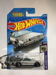 Hotwheels Delorean Time Machine