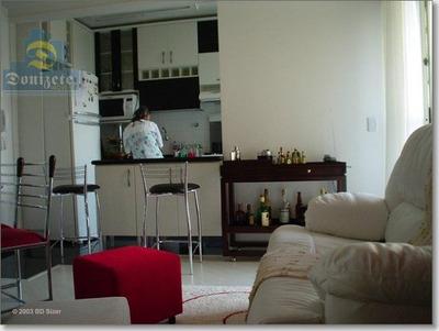 Apartamento Residencial À Venda, Jardim Bela Vista, Santo André. - Ap4512