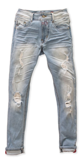 Pantalon Hippie Super Skinny Hc18122b